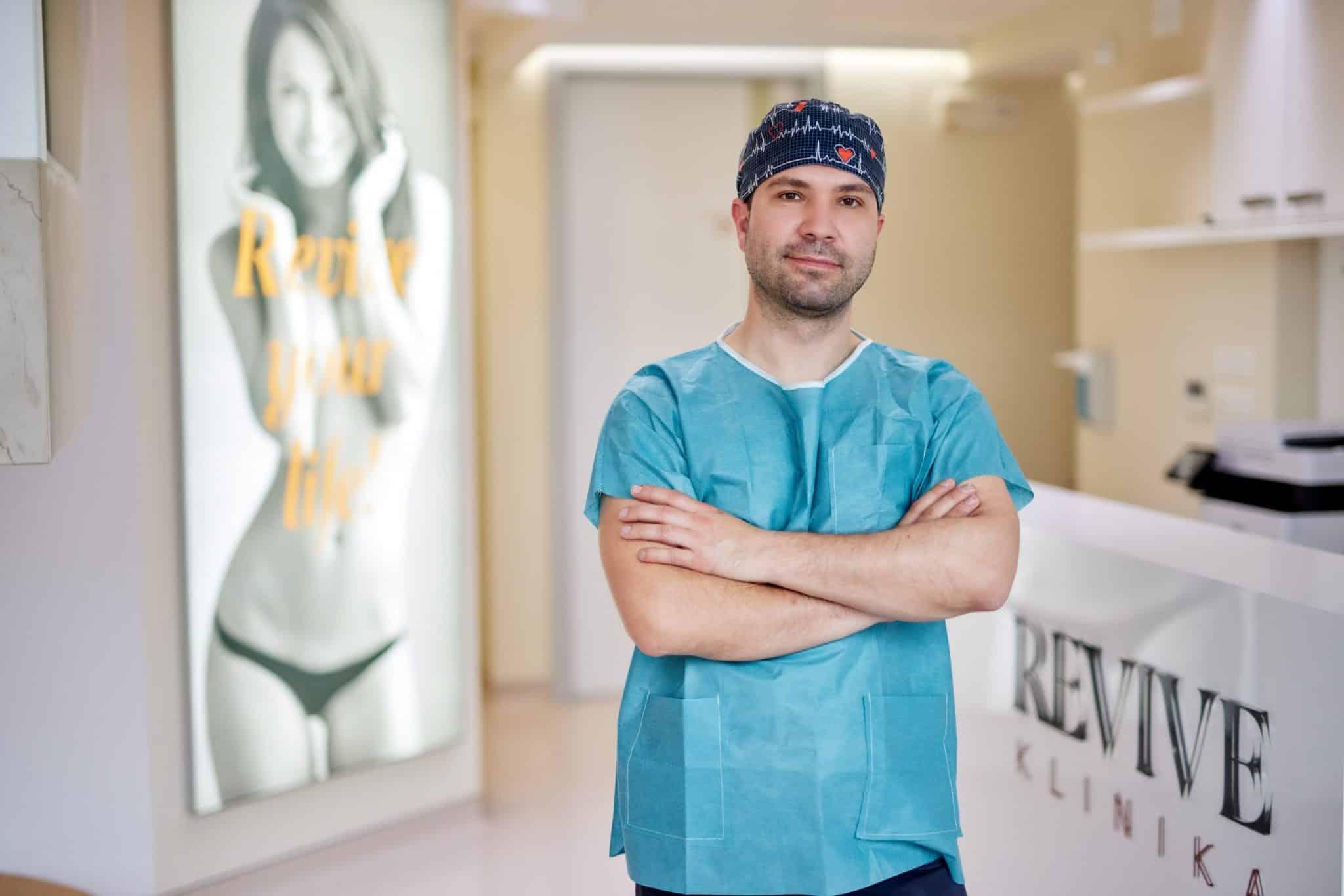 Specialist plastične, rekunstrukcijske in estetske kirurgije